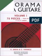 Panorama_de_la_Guitare_-_Volume_1_-_R_Andia_et_C_Fayance