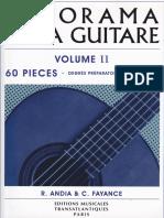 Panorama_de_la_Guitare_-_Volume_2_-_R_Andia_et_C_Fayance