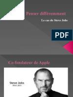 Penser différemment Steve Jobs