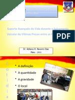 Dr ADRIANA NAVARRO- VITIMAS EM FERRAGENS