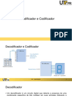 Decodificador e Codificador