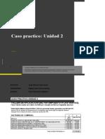 CASO PRACTICO  UNIDAD2- REGIMEN FISCAL