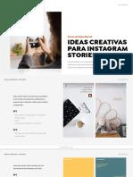U5 - Ideas creativas Instagram Stories - ES