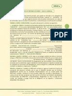CONTRATO DE PRESTAMO BANCA COMUNAL
