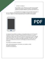 Artefactos tecnológicos.docx