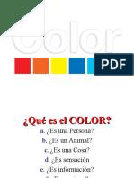 El Color.ppt