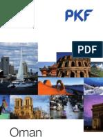 Oman PKF Tax Guide 2010