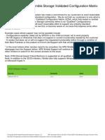 HPE Nimble Storage Validated Configuration Matrix_ iSCSI Software Initiators