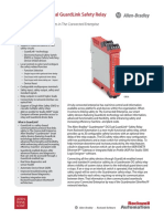 Guardmaster DG Dual GuardLink Safety Relay product profile