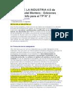 RETOS DE LA INDUSTRIA 4.0