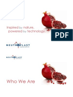 Neutroplast Company Profile 2010