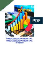 COMERCIALIZADORA UNIMAX