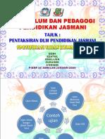 Amali Tajuk 3 - Spesifikasi Ujian Kemahiran