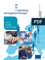 Three tools to facilitate online job matching throughout Europe