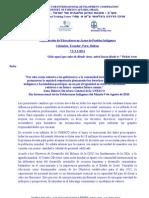 Concept Paper - Educacion en areas indigenas Sudamerica 2011 ספרדית מעודכן (2)
