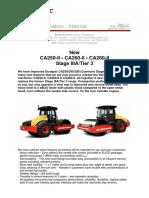 Market Information - Internal