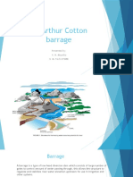 Sir Arthur Cotton barrage.pptx