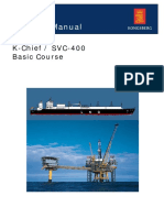 K-Chief SVC Basic course - front