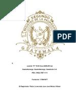 SEGUNDO REGISTRO DE LA PROPIEDAD