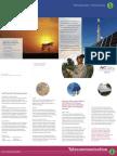 Telecommunications Brochure