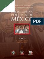 Enciclopedia Política de México. Tomo 1