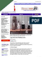 Captn Wil's Fuel Polishing System