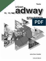 American Headway Starter tests.pdf