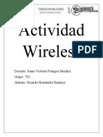 actividad wireless