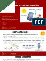 componentes Fotovoltaico