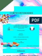 CORTICOSTEROIDES