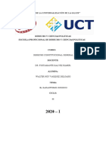 EL GARANTISMO JURIDICO (DERECHO CONSTITUCIONAL)