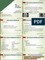 Medidas comportamentais e eletrofisiológicas do processamento auditivo em traumatismo craniencefálico após treinamento auditivo acusticamente controlado