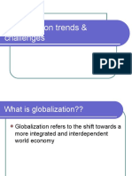Globalization Trends & Challenges