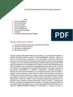 HOJA DE TRABAJO MEDIOS DE IMPUGNACION MATERIA LABORAL 2020