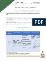Documento de Perfiles Extendidos 1-2021