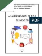 Apostila Analise Sensorial 2010-1 Desbloqueada
