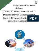 Tema 1 Economia Internacional