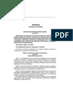 Argentina - Ley de Gestión de Residuos Domiciliarios 25916