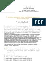 Lab Oratorio Il Turismo Scolastico Nella Realta Degli Operatori Pubblici e Privati - Marina Rossi