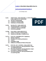 1173 Functiile Parlamentului Exercitarea Functiei de Control tar Asupra Presedintelui Romaniei