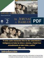 LECCIÓN - DE JERUSALÉN  A BABILONIA