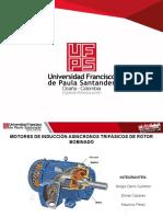 EXPOs, Motores de induccion asincronos trifasicos de rotor bobinado new