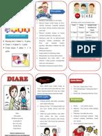 pamflet diare