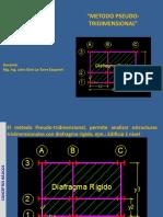 S-5 - METODO PSEUDO TRIDIMENSIONAL