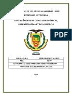 DIAZ HENRY-CUADERNO DIGITAL DE MERCADO DE VALORES