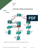 10.1.4.8 Lab - Configure ASA 5506-X Basic Settings and Firewall Using ASDM.docx