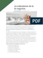 4 8 Efectivos indicadores de la gestión de negocios