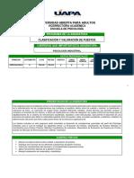 PSI-342CLASIFICACIÓN Y VALORACIÓN DE PUESTOS