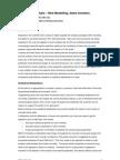 IStructE Journal - Shear Wall Modelling
