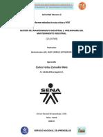 Informe Métodos de Ruta Crítica y PERT